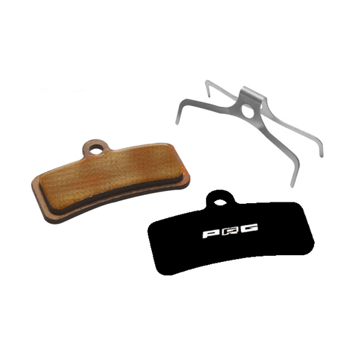 Bremseklods PRG Shimano Organic - PBP-0-28 | Brake pads