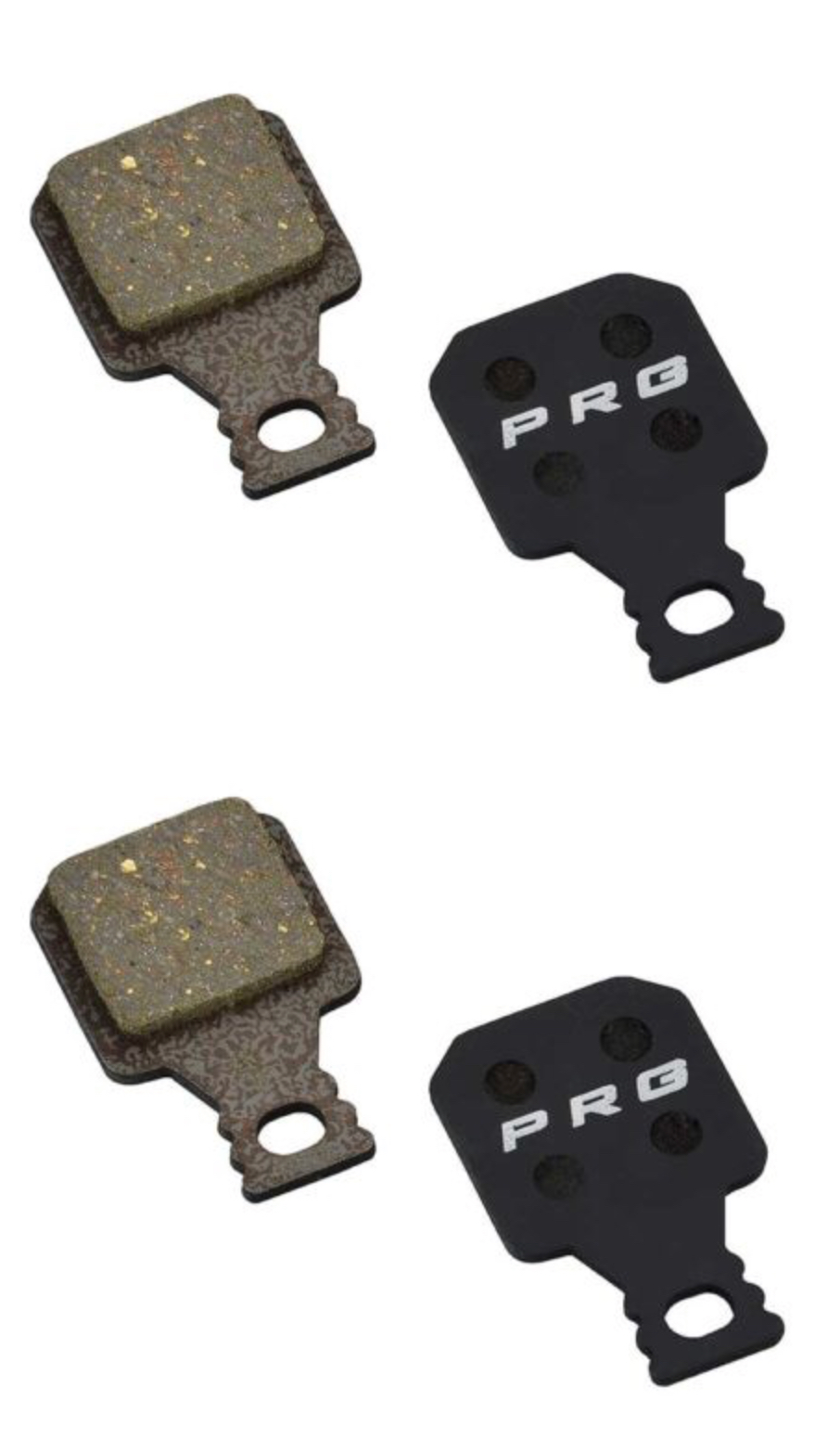 Bremseklods PRG Magura MT5/7 sintered | Brake pads