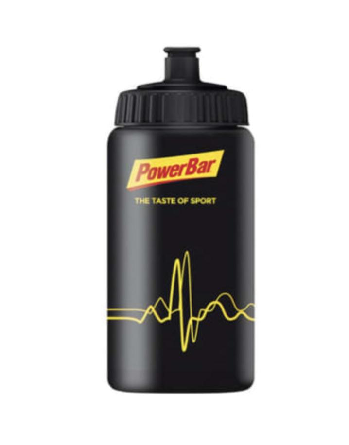 PowerBar flaske 500 ml sort - 31020000   Energy bar