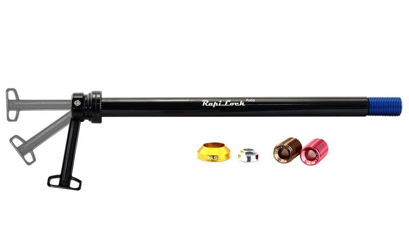 RapiLock modul stikaksel Boost 148 mm og op / Ø12 TA | quick release