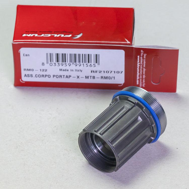 Fulcrum Kassettehus/Body MTB HG 11/10/9 speed - RM0-122 | Kassettehus