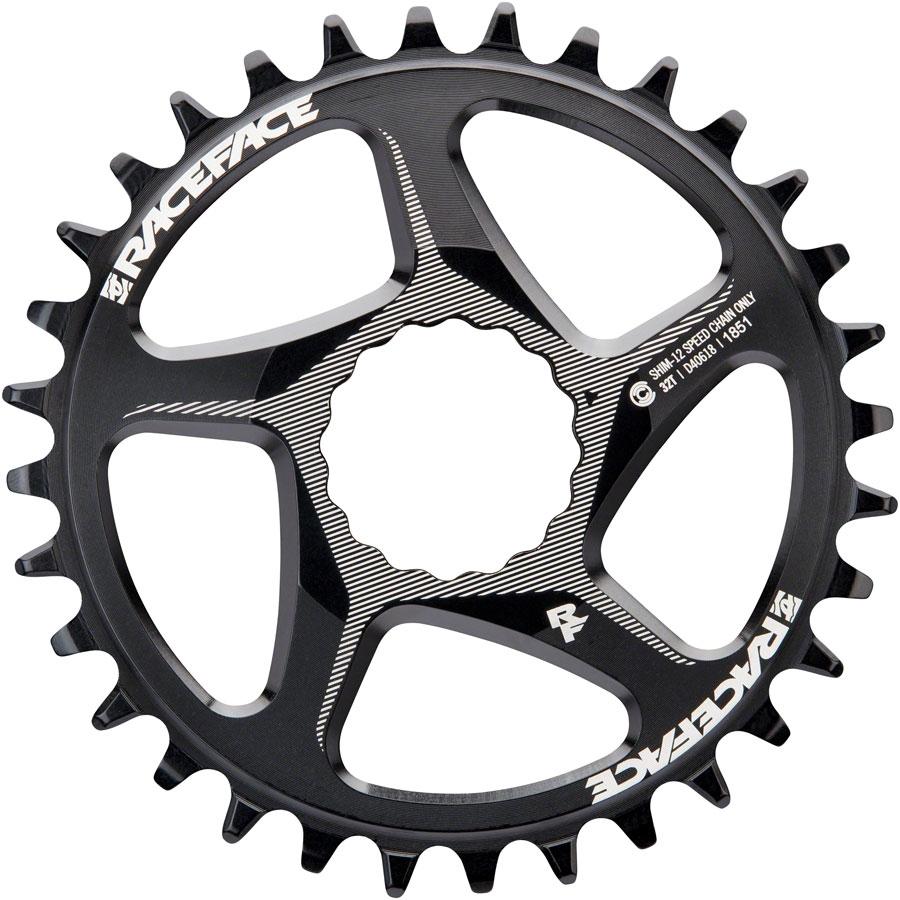 RaceFace Klinge Narrow/Wide Cinch Shimano 12 speed | cykelklinge