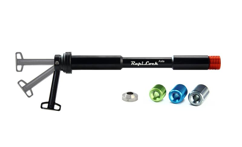 RapiLock modul stikaksel 100/110mm / Ø15 TA | quick release