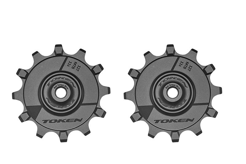 Pulleyhjul TOKEN SRAM/Shimano 1x11 12T | pulleyhjul