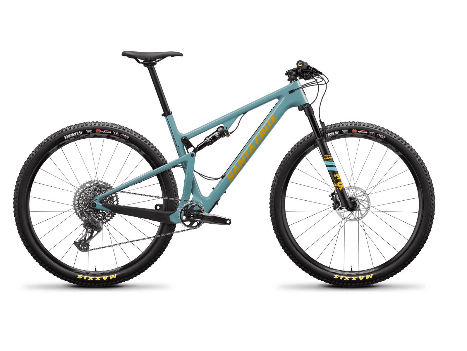 Santa Cruz Blur 3 C S-Kit | mountainbike