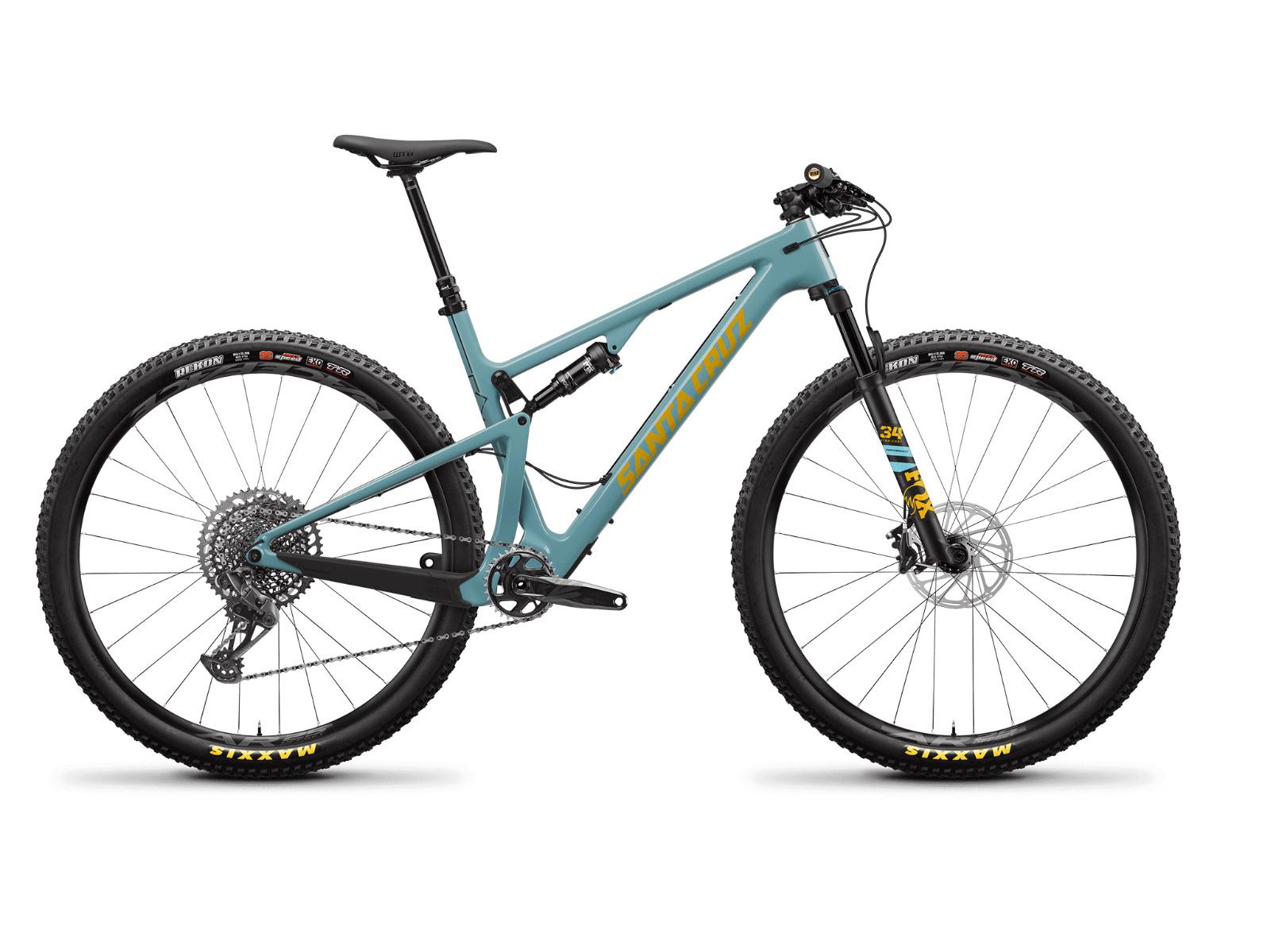 Santa Cruz Blur 3 C S-Kit Trail | mountainbike