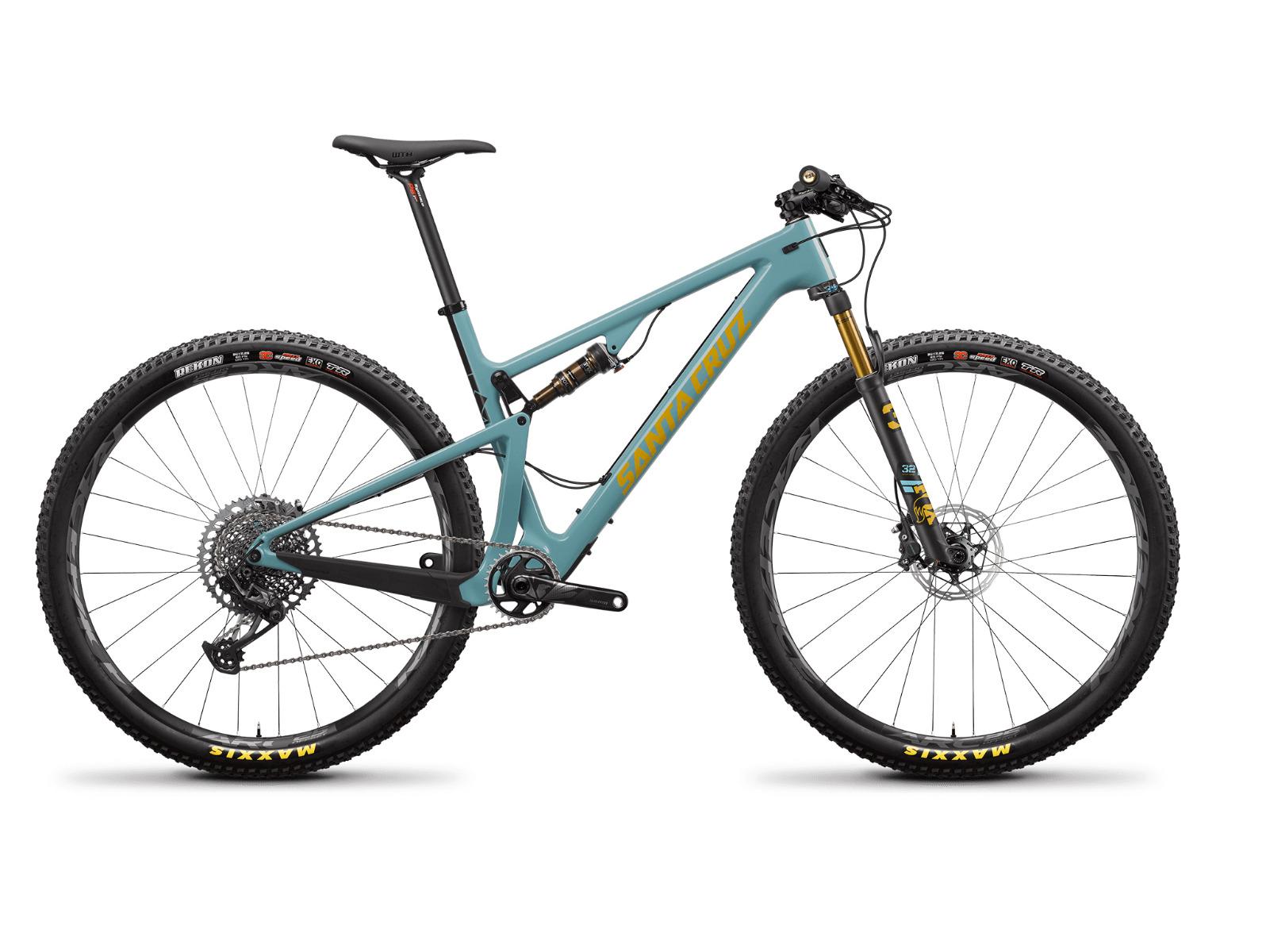 Santa Cruz Blur 3 CC X01 | mountainbike