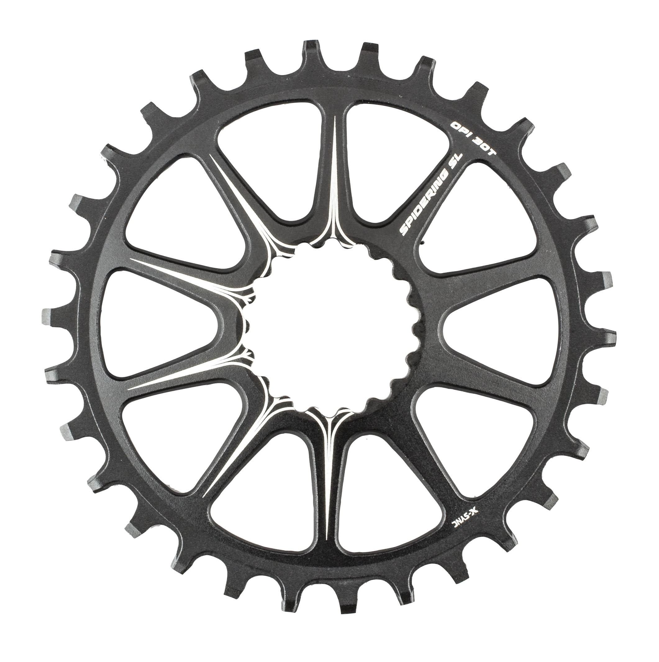 Cannondale OPI Klinge Narrow/Wide Spiderless AI - CU4041AIxx | chainrings_component