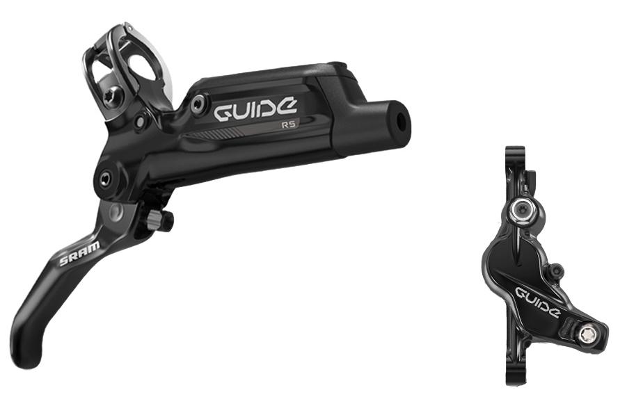 Bremsesæt Bag - SRAM GUIDE RS sort 00.5018.099.001   Brake calipers
