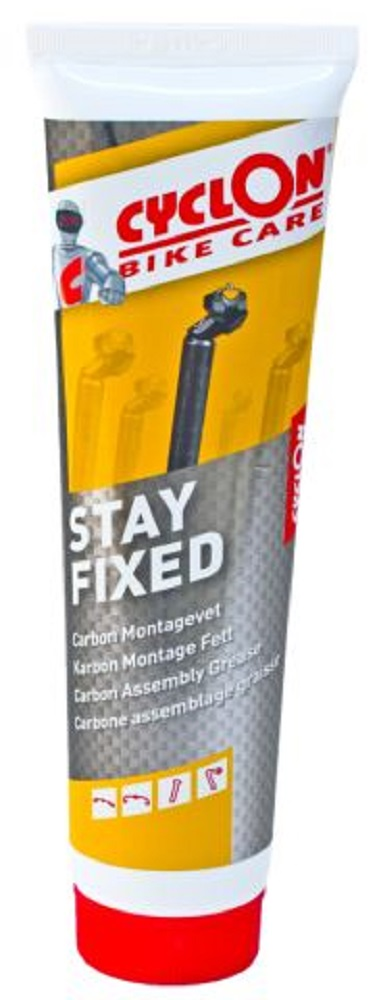 Cyclon Stay Fixed carbon montage pasta 150g | montagepasta