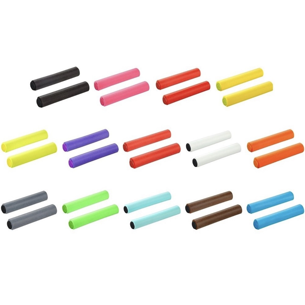 Håndtag Supacaz Siliconez XL silikone 34 mm - SG-xx | Handles