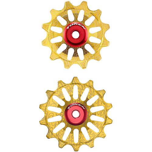 Pulleyhjul Token 1724X Alu | pulleyhjul
