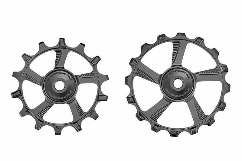 Pulleyhjul Token 1746MX Alu | pulleyhjul