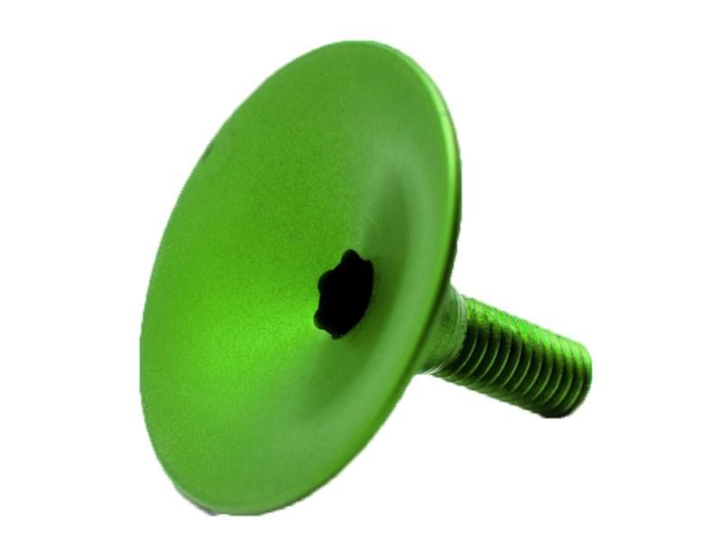 AbsoluteBlack Top Cap 4 gram - grøn - TPGN   Top caps