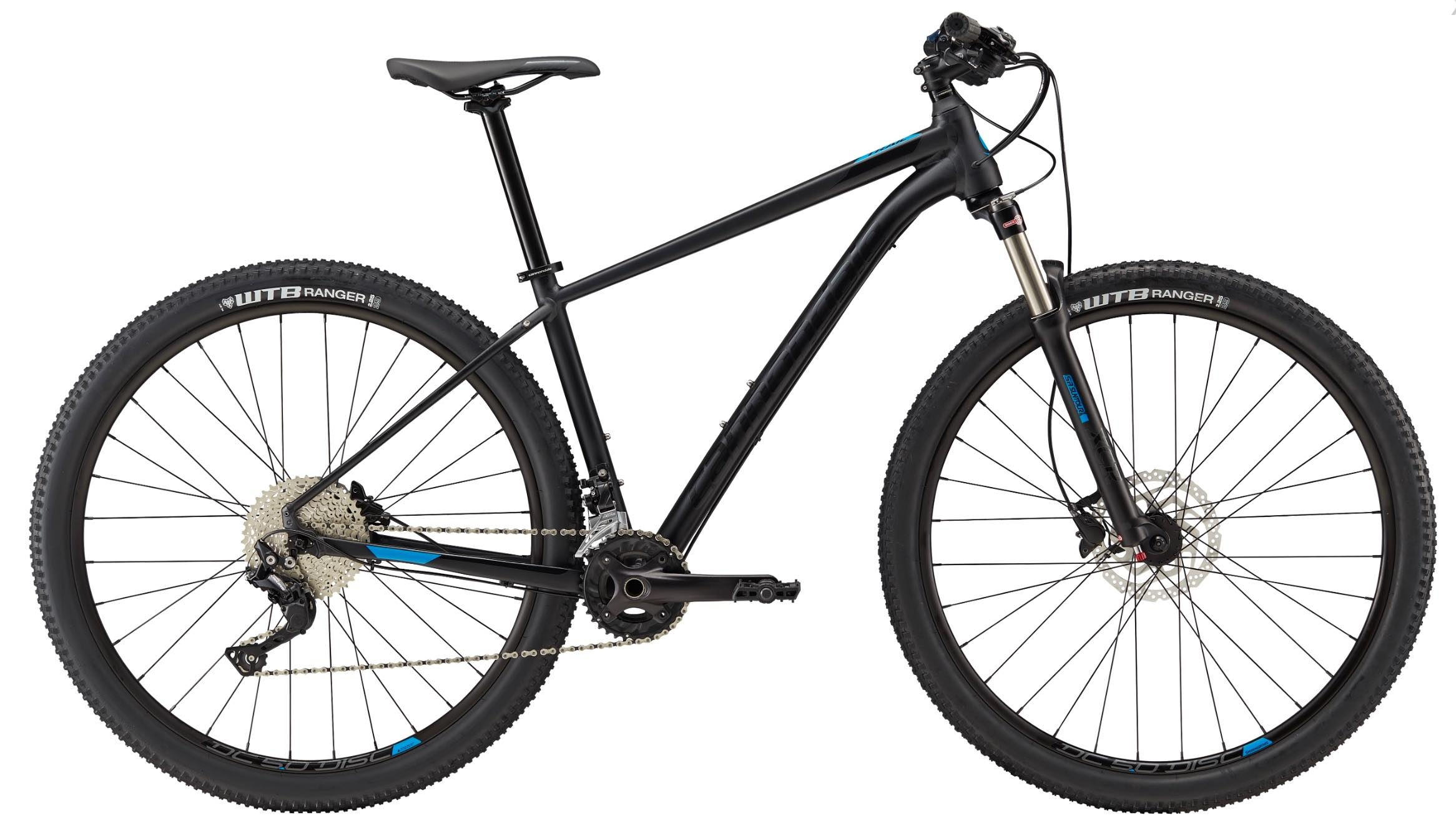 Cannondale Trail 5 Sort - 2019 - 2x10 speed - C26538M10xx | item_misc