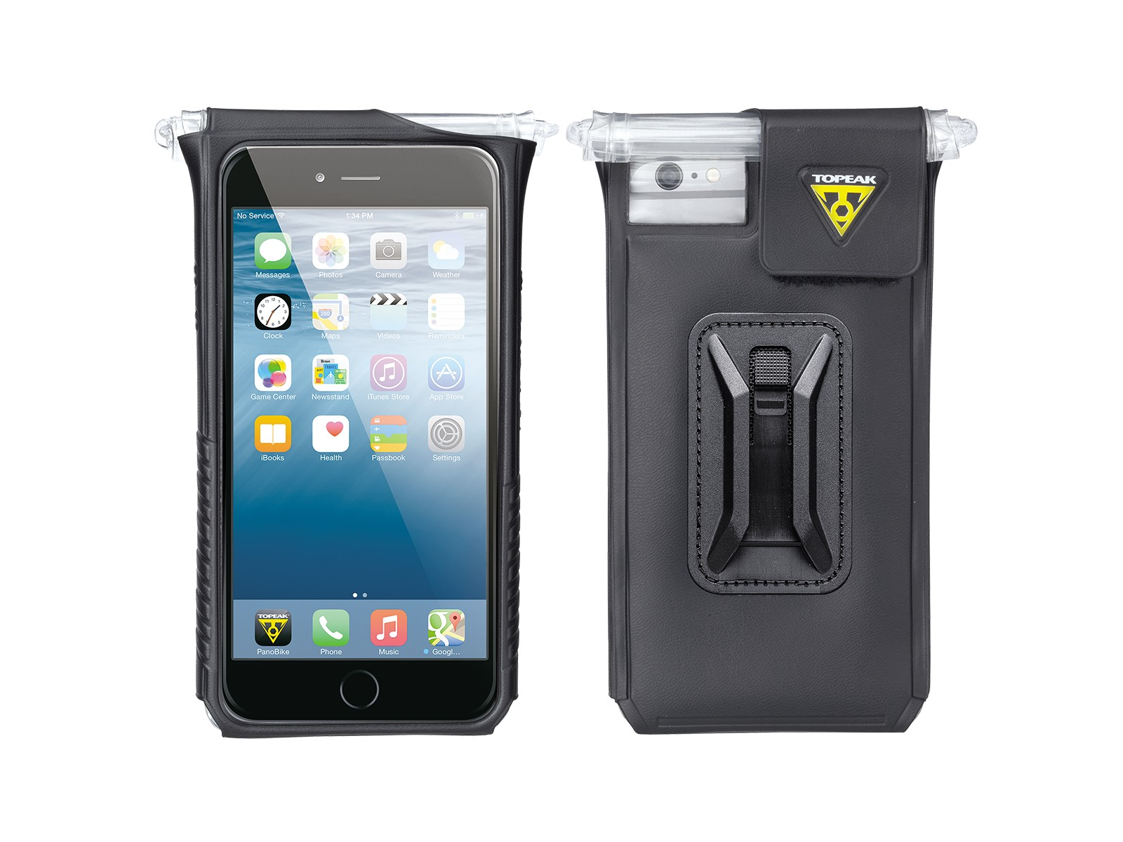 Topeak DryBag iPhone 6+ / 6s+ / 7+ / 8+ mobilholder   phone mount and cover