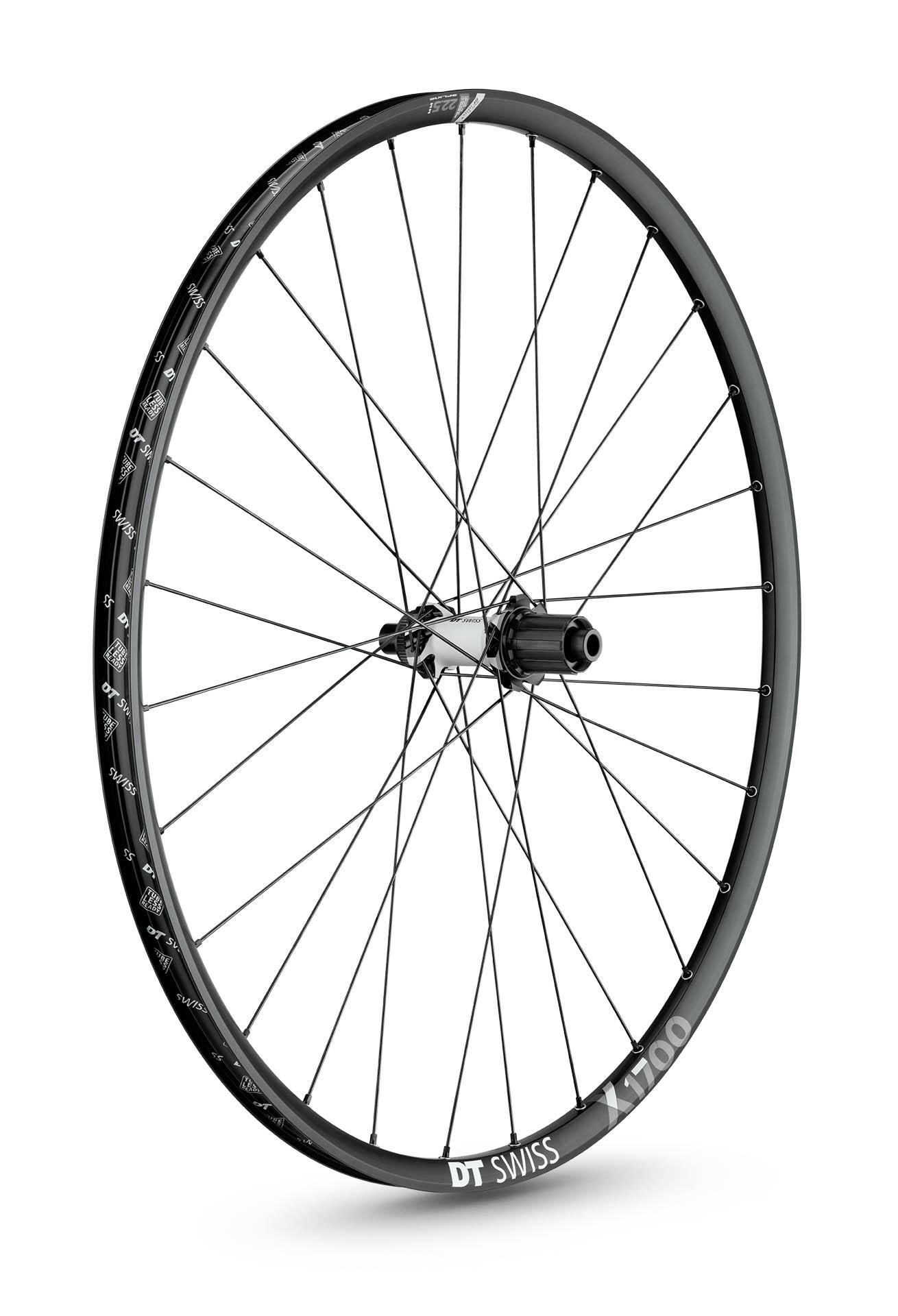Baghjul DT Swiss X1700 Spline 22,5 29