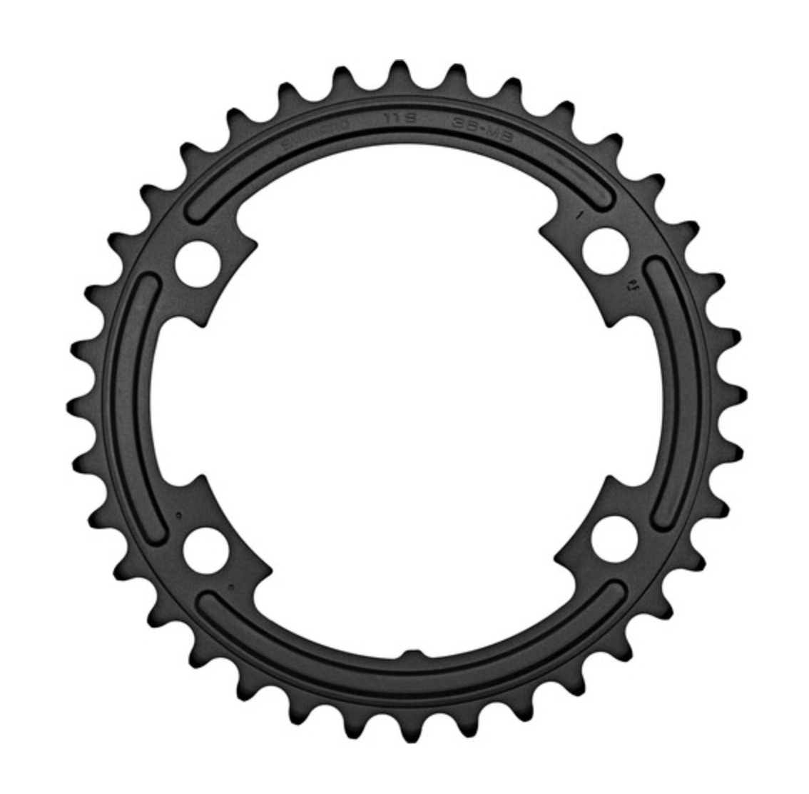Shimano Klinge 105 FC-5800 - 11 speed BCD 110/4 - 34T - Y1PH34000 | chainrings_component