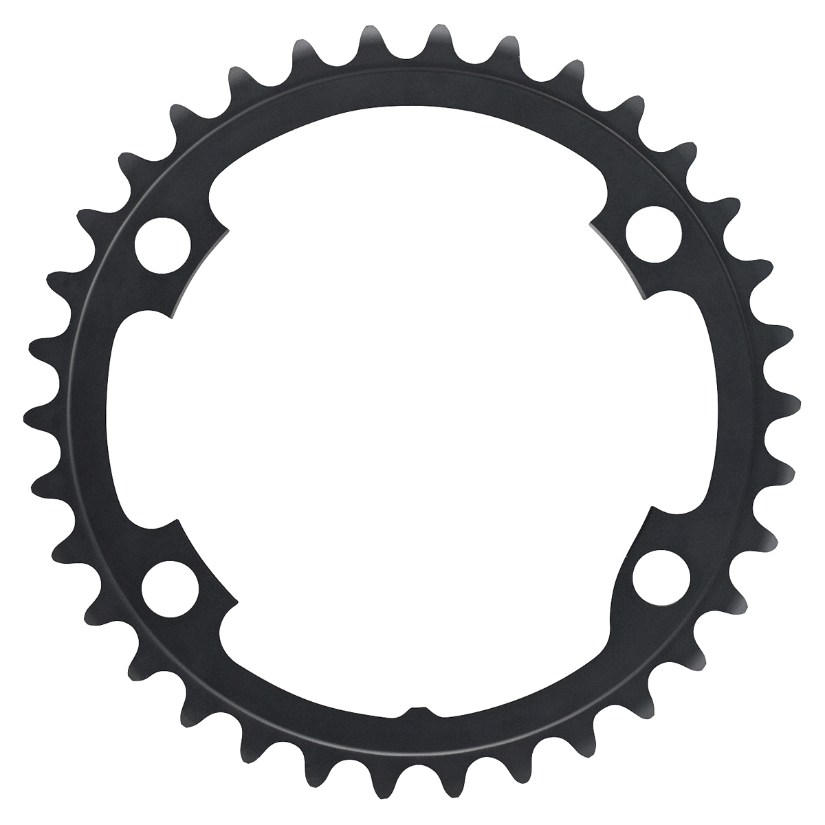 Shimano Klinge 105 FC-R7000 - 11 speed BCD 110/4 - 36T - Y1WV36000 | chainrings_component