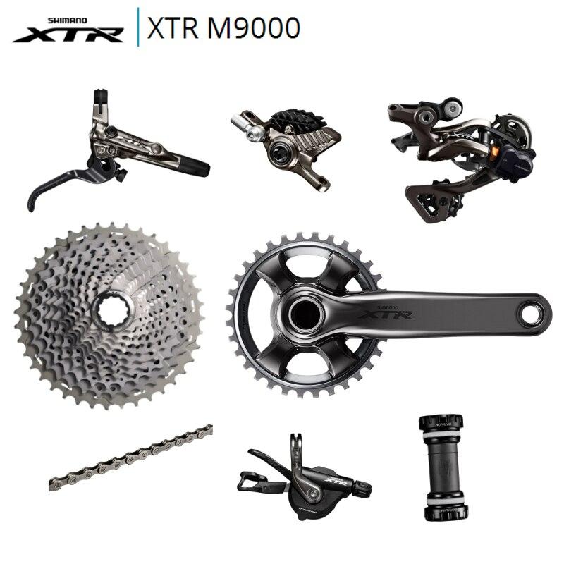 Shimano XTR M9000