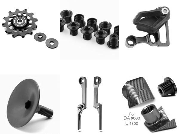 AbsoluteBLACK parts